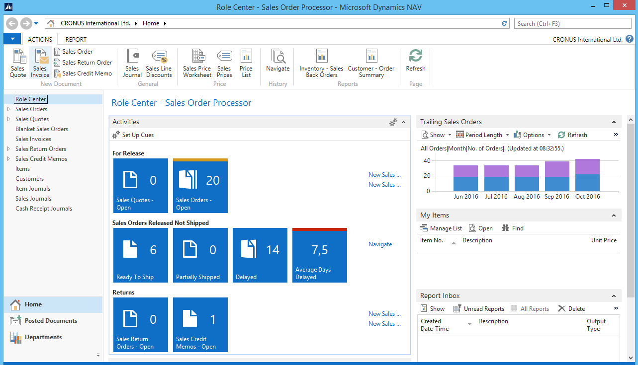 Waiting for NAV 2015 - Microsoft Dynamics NAV Community
